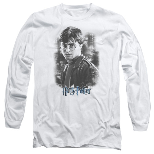 Image for Harry Potter Long Sleeve Shirt - Harry in the Woods