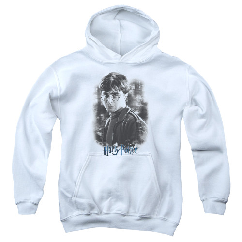 Image for Harry Potter Youth Hoodie - Harry in the Woods