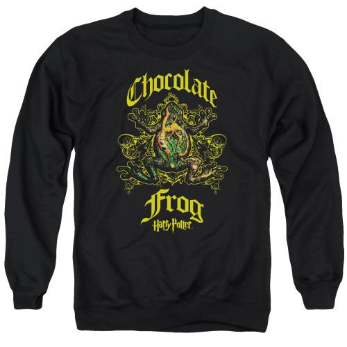 Image for Harry Potter Crewneck - Chocolate Frog