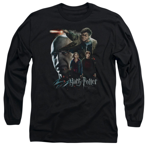 Image for Harry Potter Long Sleeve Shirt - Final Fight