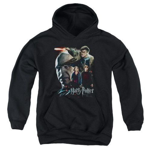 Image for Harry Potter Youth Hoodie - Final Fight