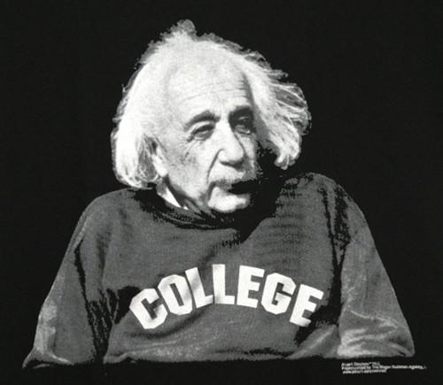 Image for Albert Einstein College T-Shirt