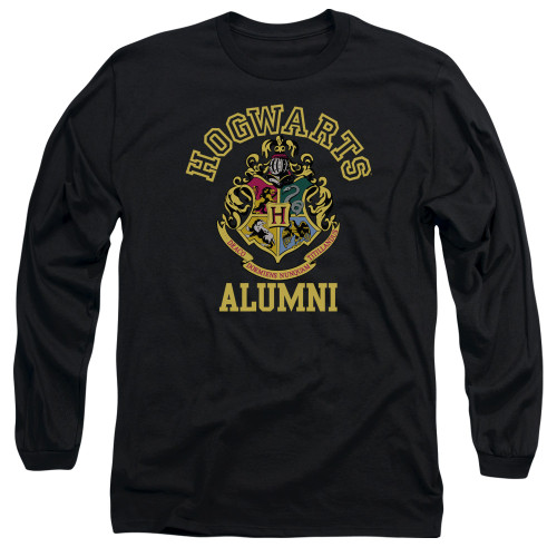 Image for Harry Potter Long Sleeve Shirt - Hogwarts Alumni