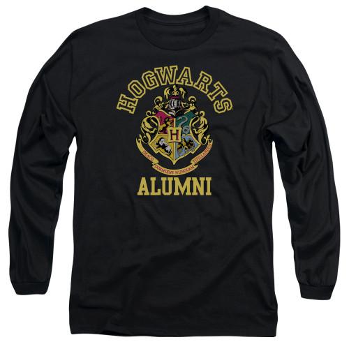 Image for Harry Potter Long Sleeve Shirt - Hogwarts Alumni