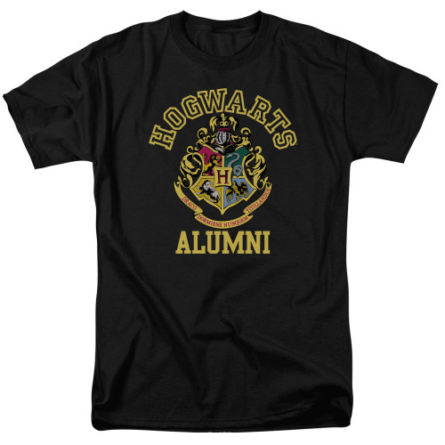 Image for Harry Potter T-Shirt - Hogwarts Alumni