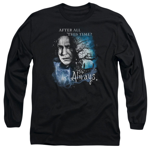 Image for Harry Potter Long Sleeve Shirt - Always
