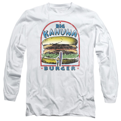 Image for Pulp Fiction Long Sleeve Shirt - Big Kahuna Burger