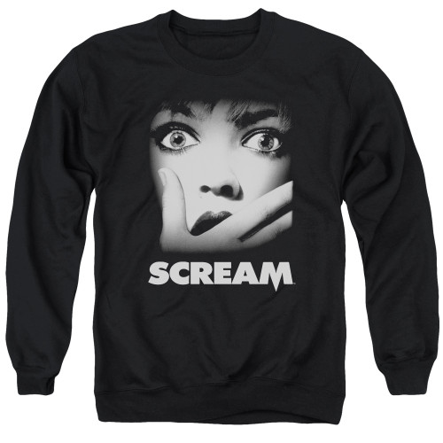 Image for Scream Crewneck - Poster