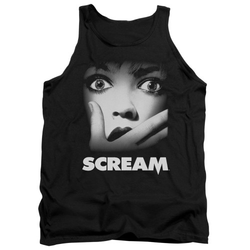 Image for Scream Tank Top - Poster