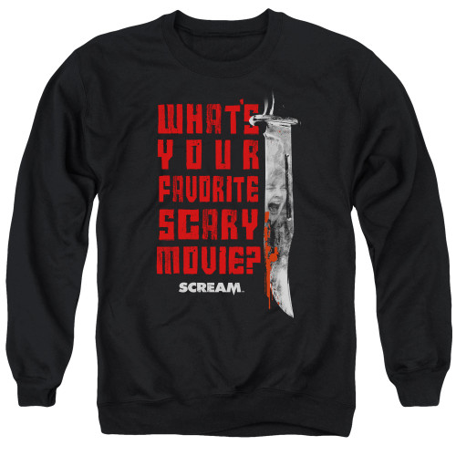 Image for Scream Crewneck - Favorite