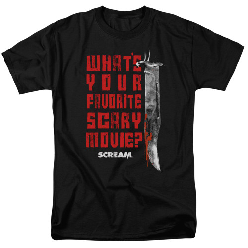 Image for Scream T-Shirt - Favorite