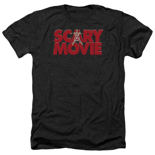 Image for Scary Movie Heather T-Shirt - Logo