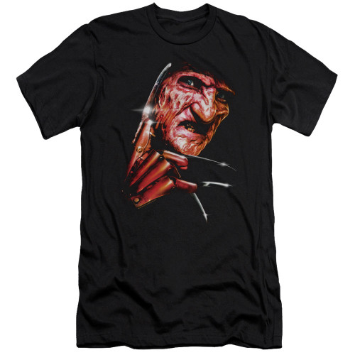 Image for A Nightmare on Elm Street Premium Canvas Premium Shirt - Freddy's Face
