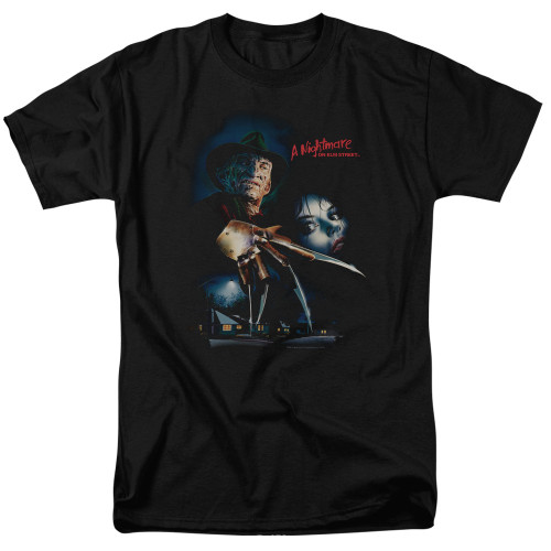 Image for A Nightmare on Elm Street T-Shirt - Poster