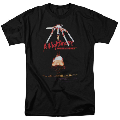Image for A Nightmare on Elm Street T-Shirt - Alternate Poster