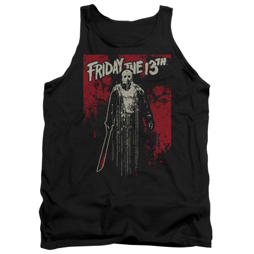 Image for Friday the 13th Tank Top - Dripping