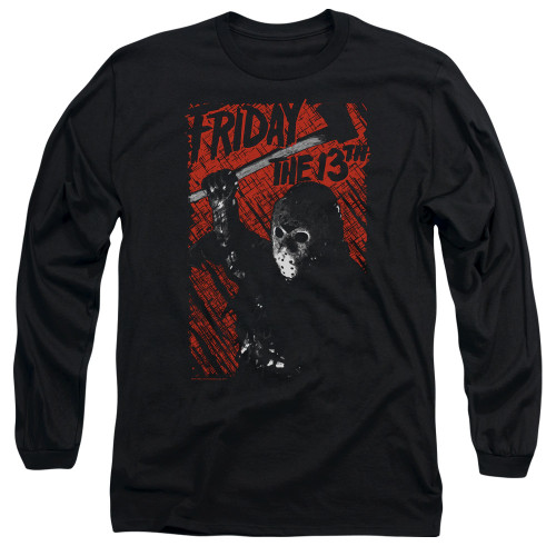 Image for Friday the 13th Long Sleeve Shirt - Jason Lives
