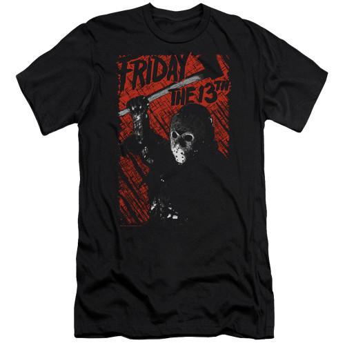 Image for Friday the 13th Premium Canvas Premium Shirt - Jason Lives