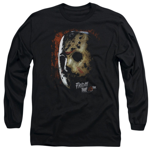 Image for Friday the 13th Long Sleeve Shirt - Mask of Death