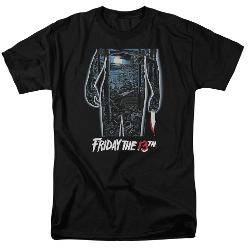 Image for Friday the 13th T-Shirt - Poster