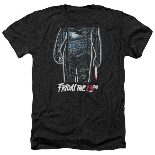 Image for Friday the 13th Heather T-Shirt - Poster