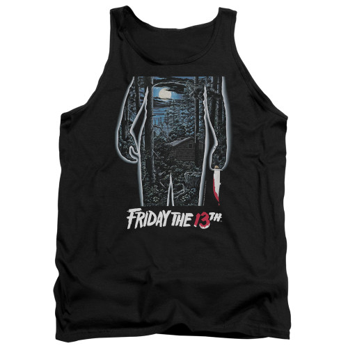 Image for Friday the 13th Tank Top - Poster