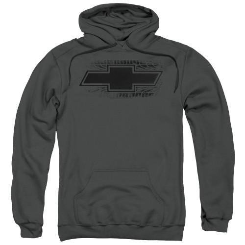 Image for Chevrolet Hoodie - Bowtie Burnout