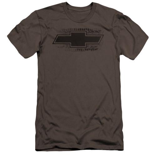 Image for Chevrolet Canvas Premium Shirt - Bowtie Burnout