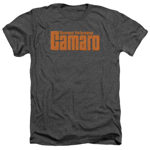Image for Chevrolet Heather T-Shirt - Command Performance