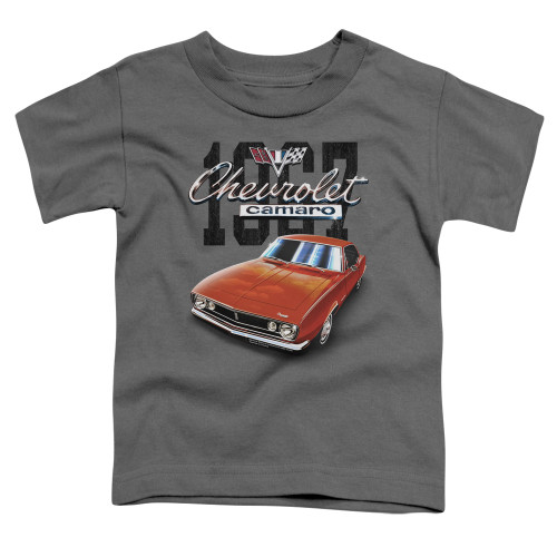 Image for Chevrolet Toddler T-Shirt - Classic Red Camero