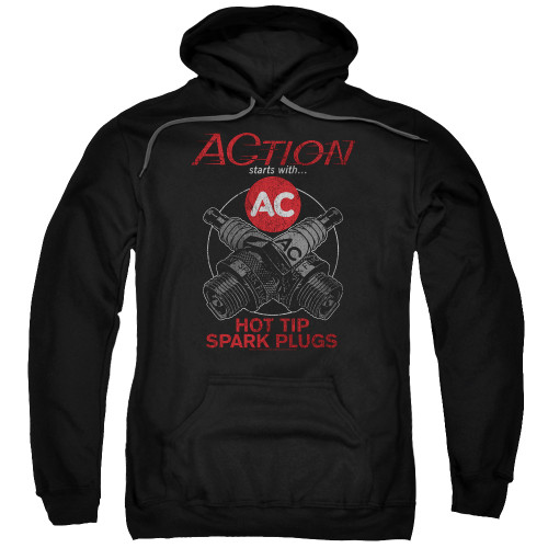 Image for AC Delco Hoodie - Cross Plugs