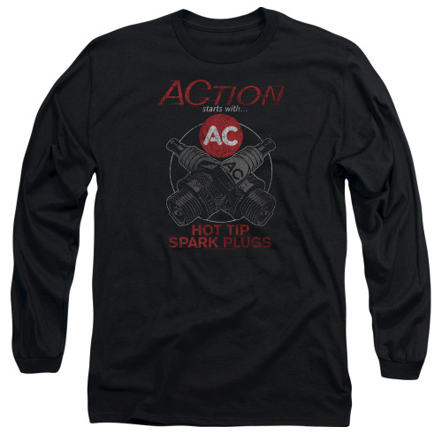 Image for AC Delco Long Sleeve Shirt - Cross Plugs