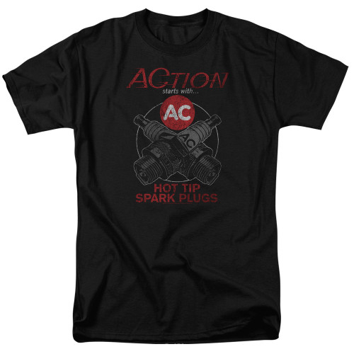 Image for AC Delco T-Shirt - Cross Plugs
