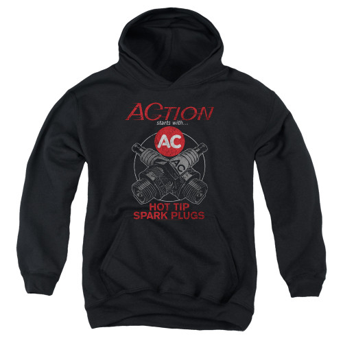 Image for AC Delco Youth Hoodie - Cross Plugs