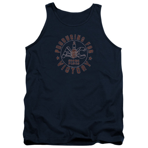 Image for AC Delco Tank Top - Producing for Victory