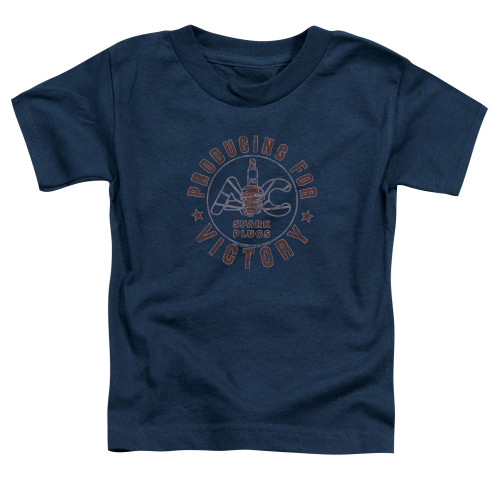 Image for AC Delco Toddler T-Shirt - Producing for Victory