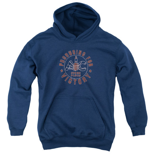 Image for AC Delco Youth Hoodie - Producing for Victory