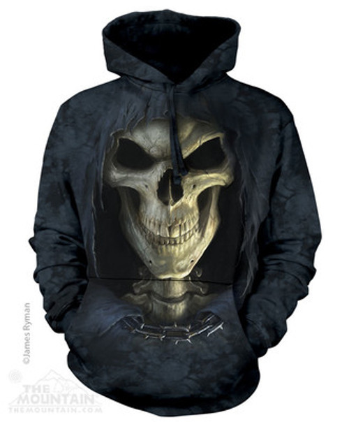 Image for The Mountain Hoodie - Big Face Death