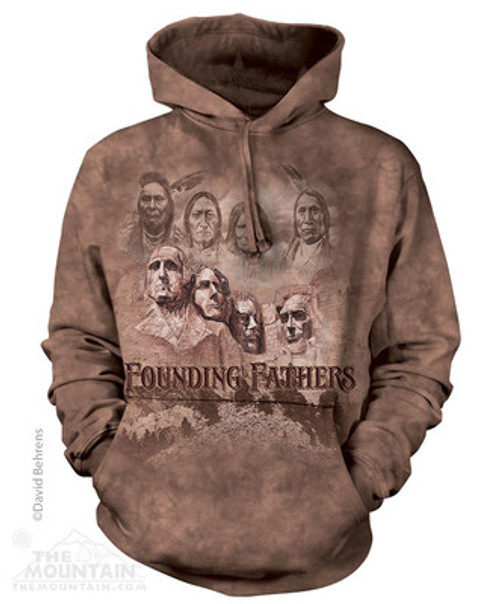 Image for The Mountain Hoodie - the Founders