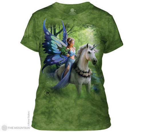 Image for The Mountain Girls T-Shirt - Realm of Enchantment