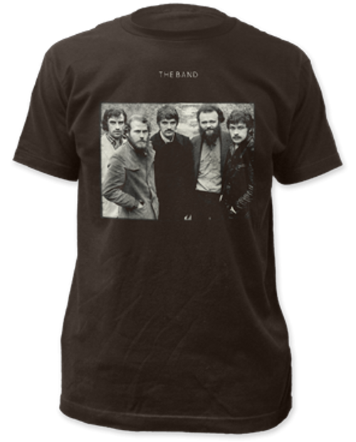 Image for The Band Group T-Shirt