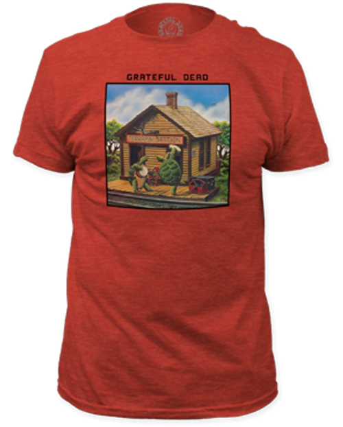 Image for Grateful Dead Terrapin Station T-Shirt