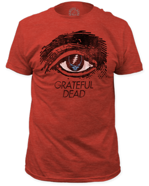 Image for Grateful Dead Grateful Eye T-Shirt
