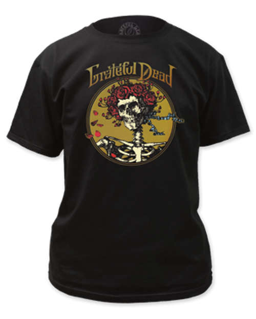 Image for Grateful Dead Grateful Skull T-Shirt