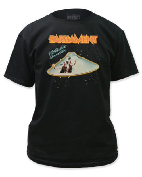 Image for Parliament Mothership Connection T-Shirt