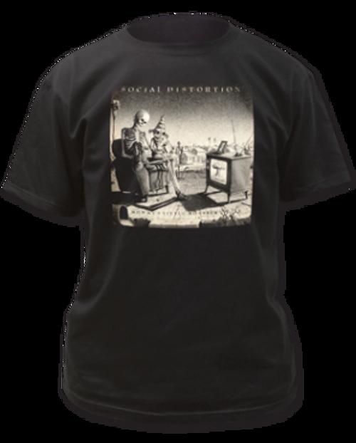 Image for Social Distortion Mommy's Little Monster T-Shirt