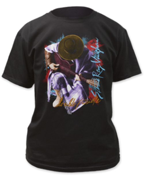 Image for Stevie Ray Vaughan In Step T-Shirt