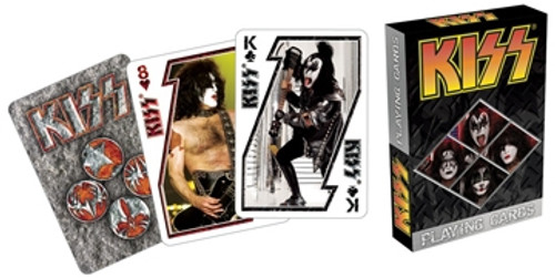 Image for Kiss Playing Cards