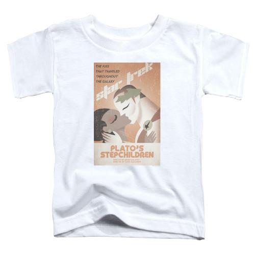 Image for Star Trek Juan Ortiz Episode Poster Toddler T-Shirt - Plato's Stepchildren