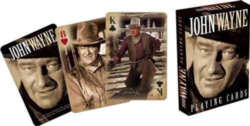 Image for John Wayne Playing Cards